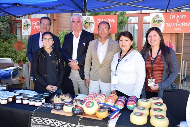 Corporación de Desarrollo Araucanía finaliza exitoso ciclo con la Expo Amor Lacustre en Villarrica - Red Informativa Villarrica