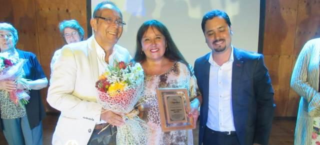 Angélica Aguayo recibió reconocimiento en el Día Internacional de la Mujer - Red Informativa Villarrica