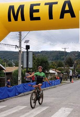 Ciclismo de montaña por Aniversario de Villarrica - Red Informativa Villarrica