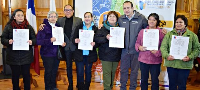 Familias de Villarrica reciben su subsidio de mejoramiento - Red Informativa Villarrica