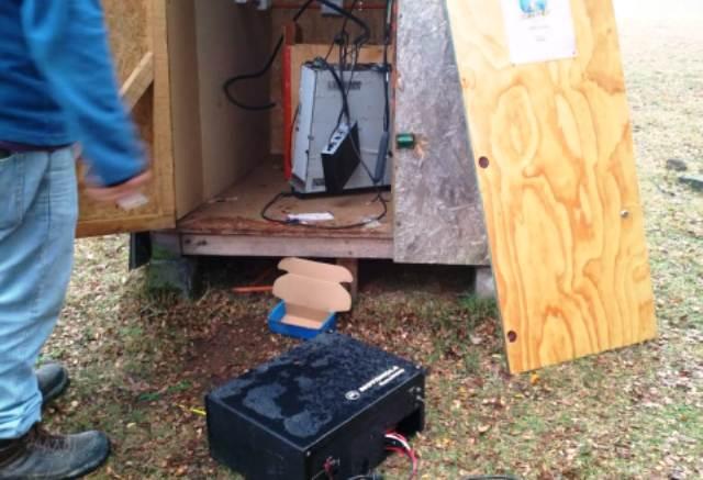 Carabineros confirmó ataque que sufrieron empresas de Telefonía en Villarrica - Red Informativa Villarrica