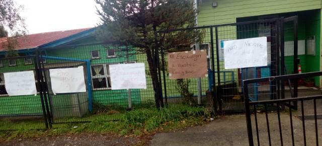 Jardines Infantiles de la Junji iniciaron un paro de actividades hoy martes - Red Informativa Villarrica