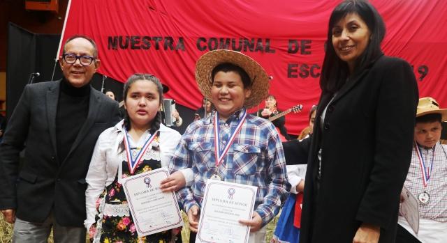 Villarrica inicia celebraciones de Fiestas Patrias con la Muestra Comunal de Cueca - Red Informativa Villarrica