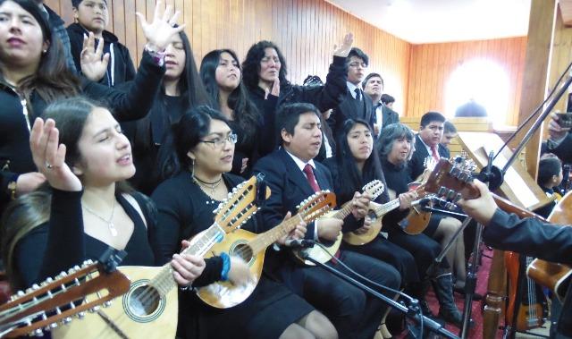 En Pucón fue celebrado los 110 años del Pentecostalismo en Chile - Red Informativa Villarrica