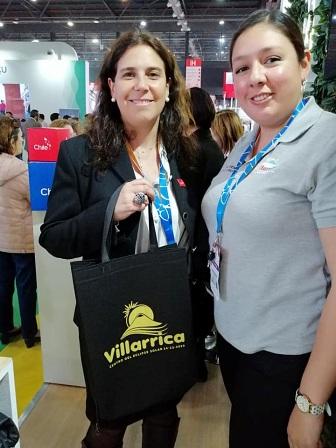 Villarrica presente en la Feria Internacional de Turismo FIT 2019: Más de 3000 atenciones fueron realizadas - Red Informativa Villarrica