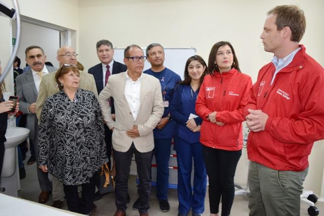 Inauguran nuevo SAR Los Volcanes en Villarrica - Red Informativa Villarrica