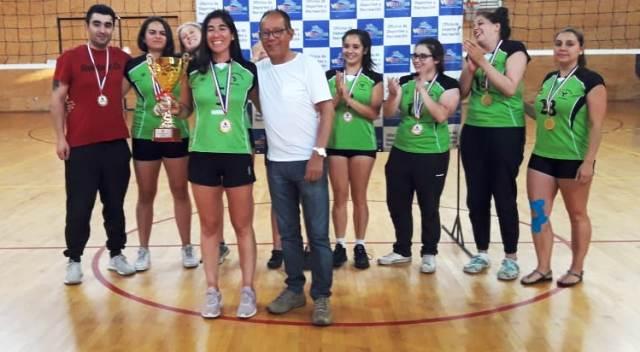 La Unión y Valdivia Campeones del Nacional Abierto de Voleibol en Villarrica - Red Informativa Villarrica